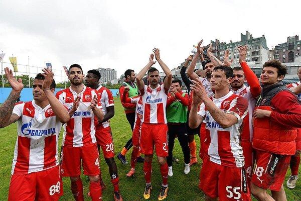Belehradčania triumfovali na pôde Voždovacu, čím spečatili 27. titul v klubovej histórii.