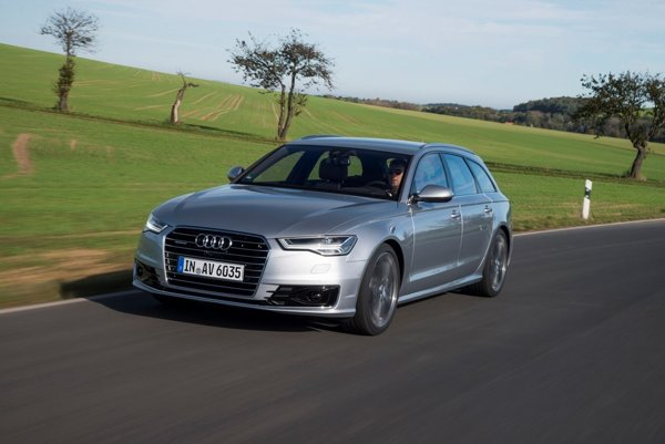 Audi A6 FLEET 3,0 TDI quattro.