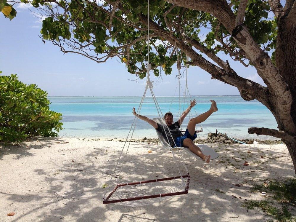Pláž na ostrove Diffushi.