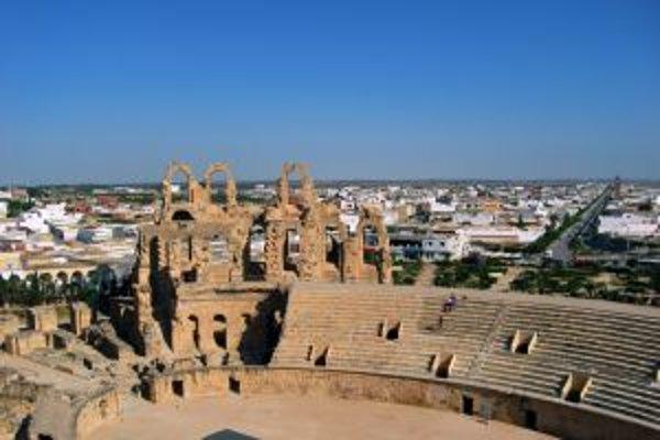 Koloseum v El Jeme