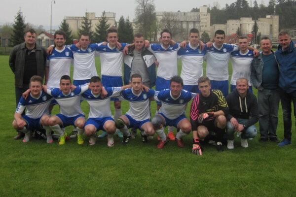 A-mužstvo ŠK Belá patrí k najlepším v piatej lige.