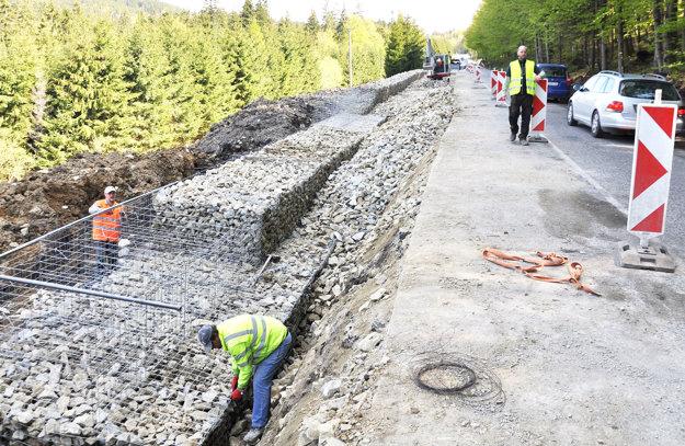 Stavebné práce vyjdú na takmer 1,4 milióna eur.