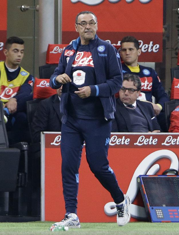 Sarri ocenil výkonnostný progres niektorých hráčov. Aj Hamšíka.