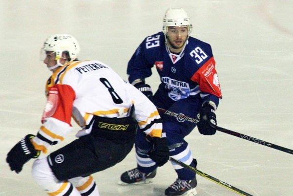 Tibor Kutálek si zahral Ligu majstrov v drese Nitry aj pred rokom.