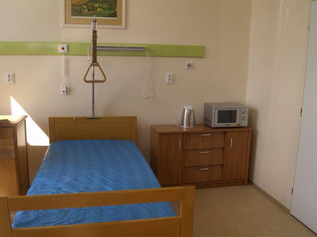 Komfortné nové izby