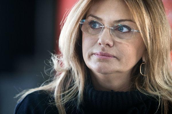 Monika Flašíková Beňová.