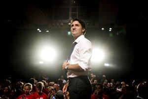 Justin Pierre James Trudeau má 44 rokov.