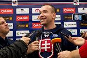 Pálffy je pri téme slovenského hokeja veľmi skeptický.