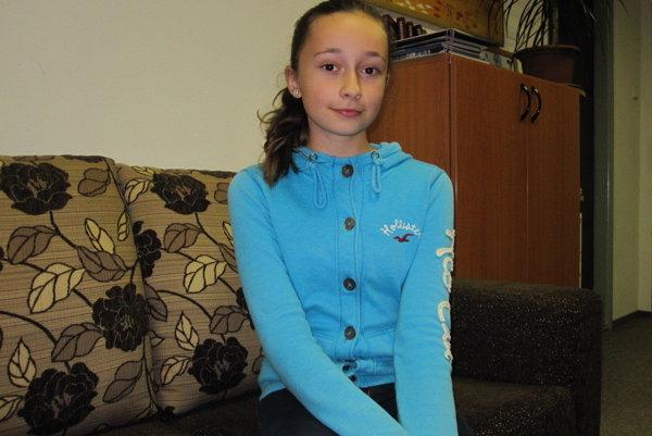 Tatiana sa zahrala na spisovateľku a napínavý príbeh o záchrane psa opísala v liste.