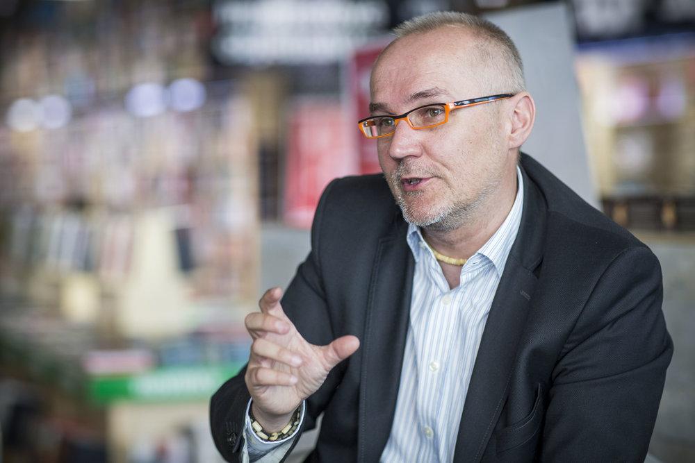 Ondrej Matej v rozhovore pre SME.