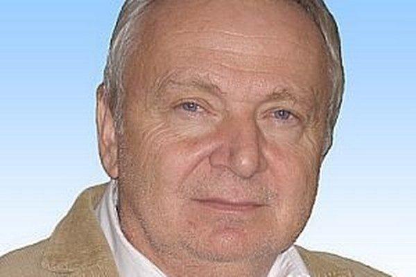 Riaditeľ nemocnice P.Mečiar