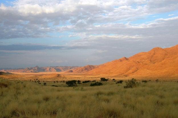 Namíbia je rajom pre milovníkov Africkej divočiny.