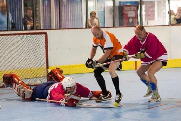 Bývalí hokejbalisti sa opäť stretnú na turnaji určenom pre staršiu generáciu.