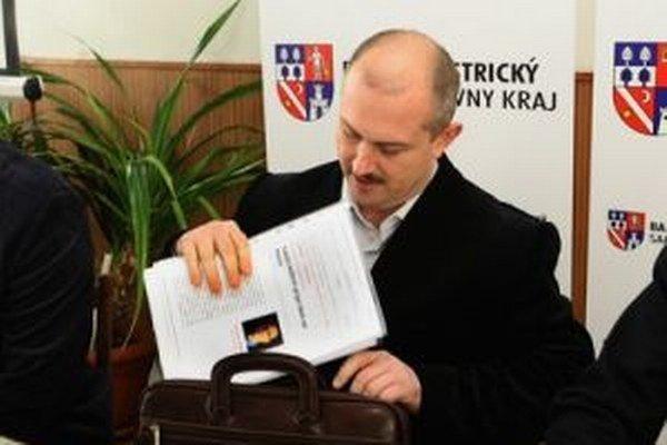 Župan Kotleba.