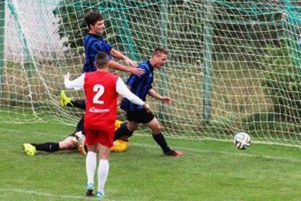 Dominik Kudlík po strelenom góle