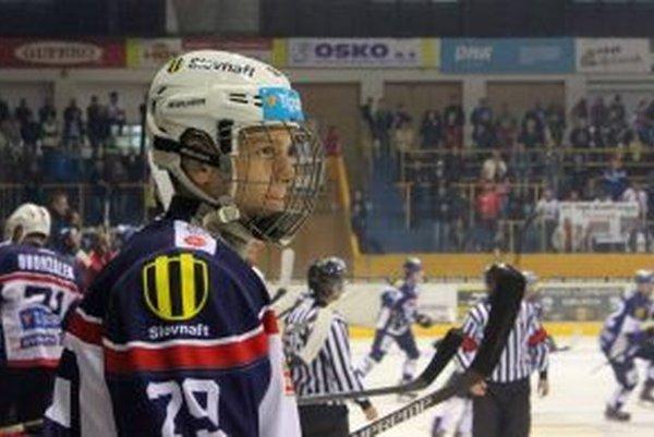 Michal Ivan sa stal najmladším hráčom extraligy za posledných 20 rokov