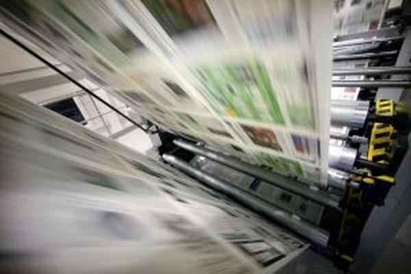 Zvolenské noviny už tlačiareň opustili.
