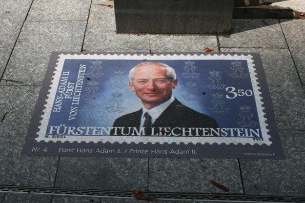 Lichtenštajnský kráľ Hans-Adam II.
