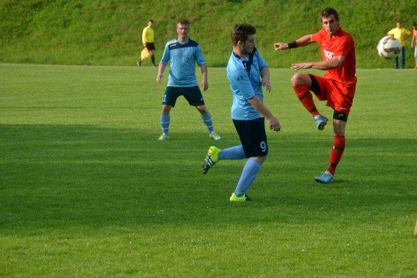 Diváci na gól v Dolnej Súči čakali márne.