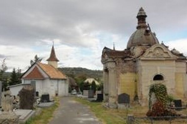 Hrobka rodiny Plachých.
