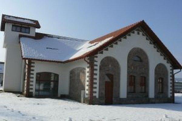 V budove uprostred Masarykovho dvora bude wellness.