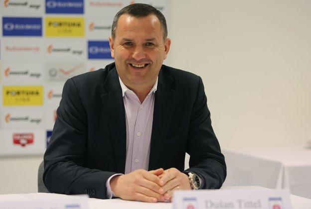 Tittel chce, aby Ladislav Pecko zostal v Ružomberku.