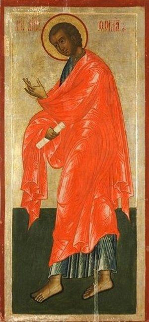 Ikona sv. Tomáša.