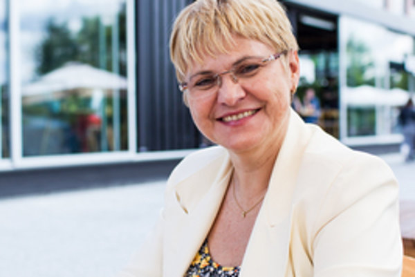 MUDr. Monika Palušková, hlavná odborníčka ministerstva zdravotníctva pre všeobecné lekárstvo