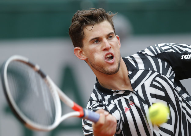 Dominik Thiem.