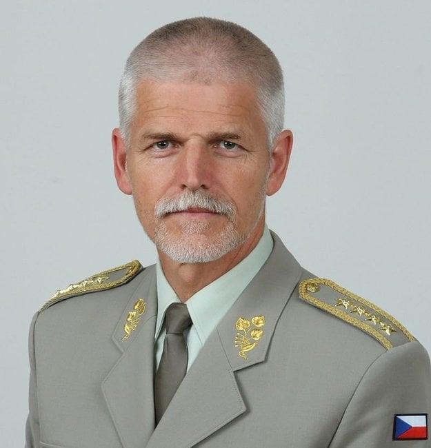 Armádny generál Petr Pavel.