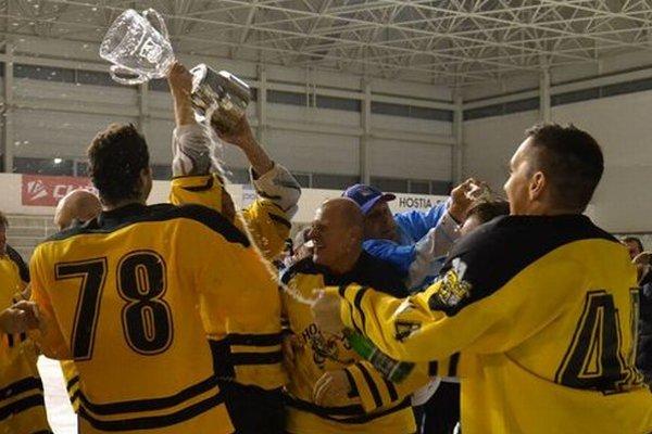 V tíme Hornets panovala obrovská radosť z víťazstva.