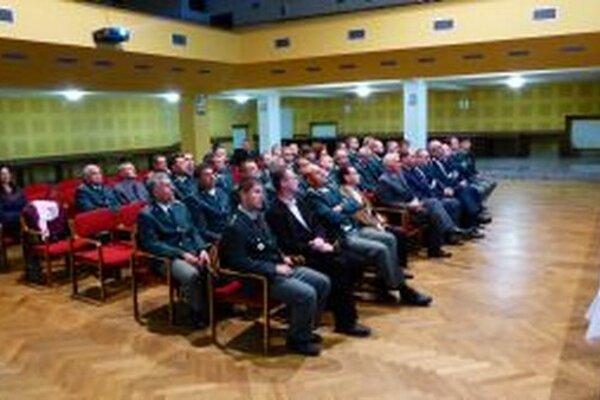 Žilinskí colníci si za účasti hostí z Čiech a Poľska pripomenuli Národný deň colníkov.