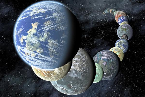 Vo vesmíre sú miliardy planét podobných tej našej. Život už zrejme nie je na žiadnej.