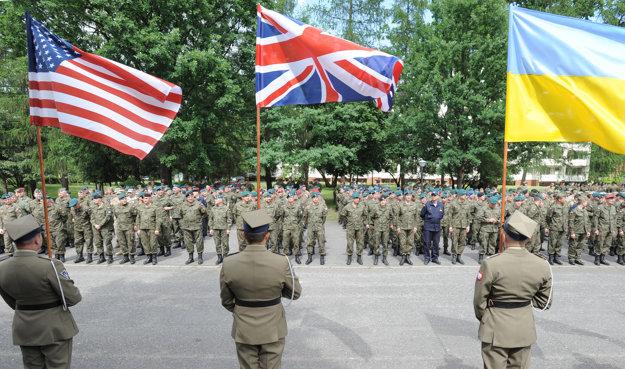 V Poľsku cvičia vojaci viacerých armád.