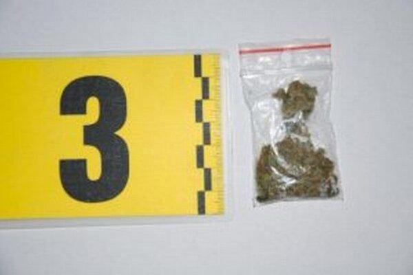 Kriminalisti v utorok 26. mája vykonali v Žiline akciu zameranú na odhaľovanie drogovej trestnej činnosti.