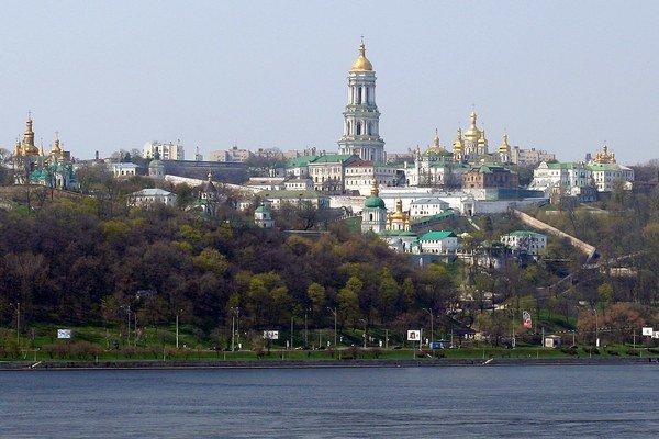 Kyjevsko-pečerská lavra.