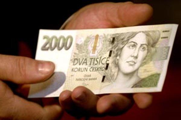 V čase, keď naposledy platil dnešný kurz medzi českou a slovenskou korunou, táto bankovka ešte neexistovala.