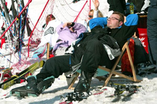 Prvý predĺžený víkend už na začiatku roka možno využiť  na lyžovačku.