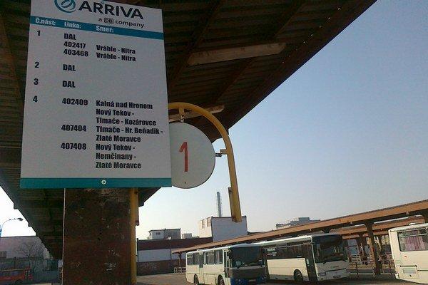 Od 1. apríla skončia dva diaľkové spoje, ktoré prechádzali cez Levice a Šahy.