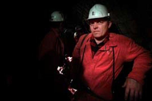 Premiér Robert Fico často fára s baníkmi. Naposledy na konci augusta v bani Cígeľ v prievidzskom okrese.