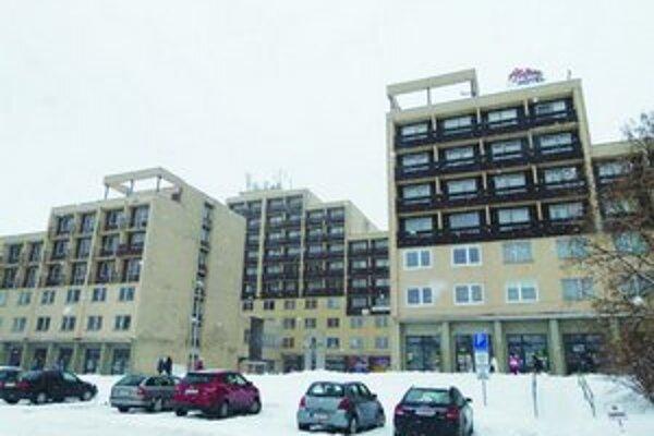 Nové byty v Leviciach vzniknú prestavbou hotela Atóm.