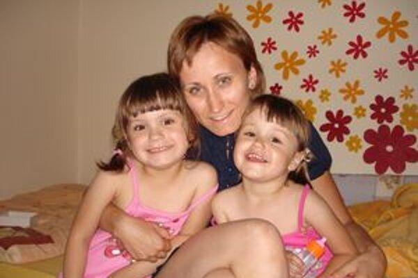 Tlmačanka Veronika Árendášová píše knihy pre deti.