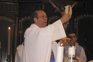 Arcibiskup Ján Orosch.
