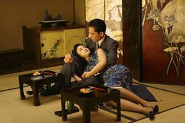 Pre herečku Tang Wei je Túžba, opatrnosť prvým filmom.