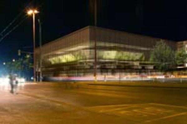 Najnovšia vizualizácia Areny 2011 pre hokejový šampionát na Kalinčiakovej ulici.