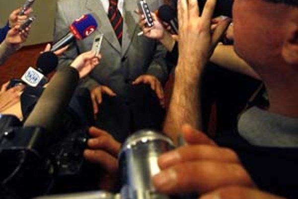 Vzťah médií a politikov bude upravovať aj tlačový zákon.