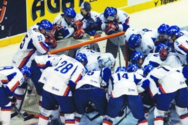 Hokejová dvadsiatka Slovenska skončila na prelome rokov na majstrovstvách sveta juniorov na 7. mieste a v základnej časti extraligy začne teraz s vynoveným kádrom prípravu na MS 2009 v Kanade.