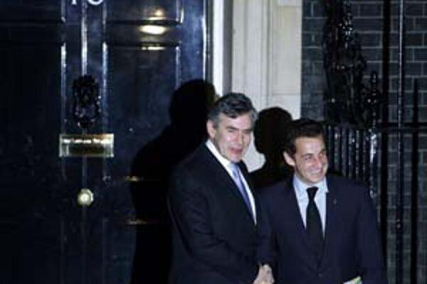 Britov a Francúzov spája kríza v ich silných bankách.