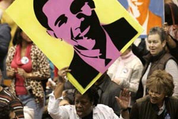 Barack Obama sa pokúsi dobyť New York.Pomôcť by mu v tom mali aj Kennedyovci, Caroline a Edward.
