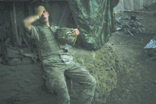 Hlavnú trofej súťaže World Press Photo si odniesol britský fotograf. Urobil snímku vyčerpaného vojaka v jednej z najnebezpečnejších oblastí Afganistanu. Ocenenie dostala aj snímka z krutého lovu narvalov v Kanade. V kategórii najlepšia športová fotografia